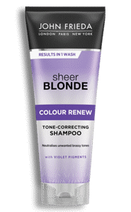 John Frieda Sheer Blonde Colour-Renew Shampoo