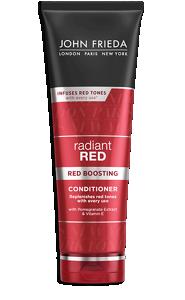 Radiant Red Color Depositing Conditioner John Frieda