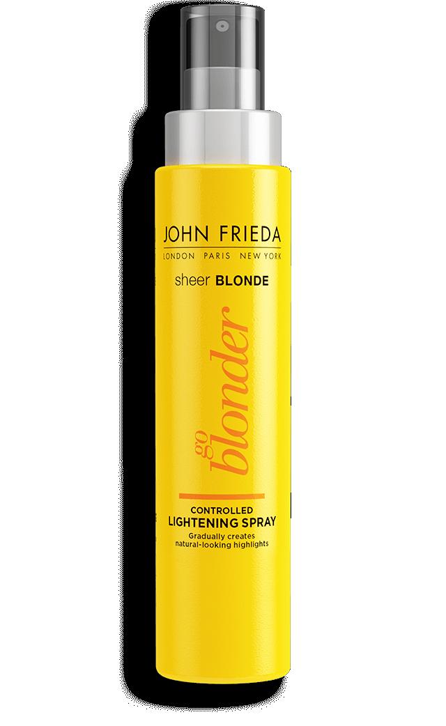 Go Blonder Hair Lightening Spray John Frieda