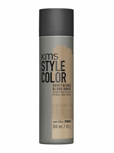 kms style hair color blone ombre temporary spray