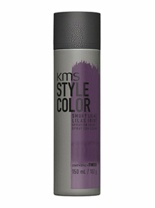 kms style hair color purple temporary spray