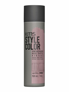 kms style hair color pink temporary spray